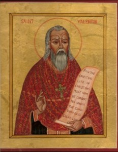 valentines day got its moniker from st valentine a third century priest who made a name for himself by performing secret weddings and who was martyred