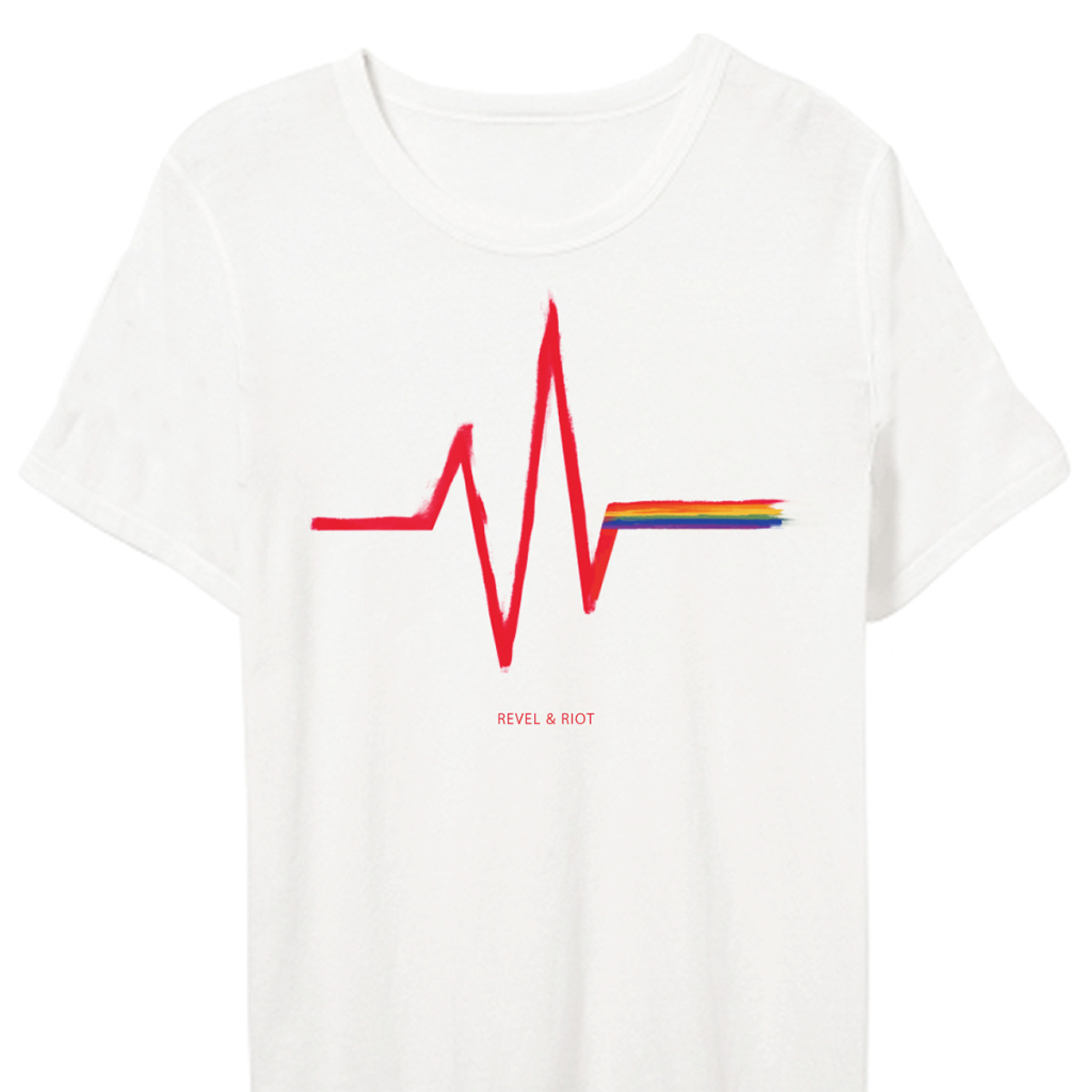 Orlando Pulse Fundraiser T-shirt