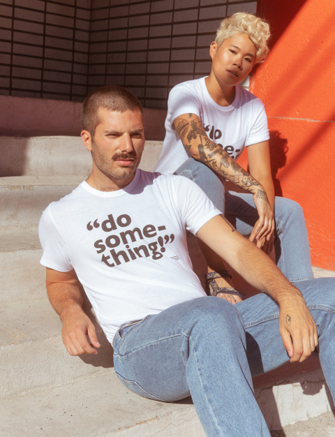 Do Something Stonewall t-shirt