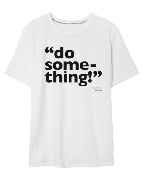 Stonewall Do Something t-shirt by Revel And Riot