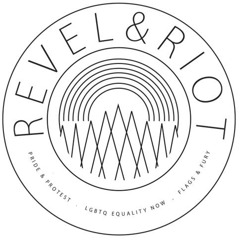 Revel and Riot emblem