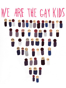 we are the gay kids